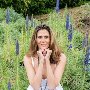 Nature Connected Forest Bathing with Kim Bellisimo at The Living Room Collective in Mill Valley