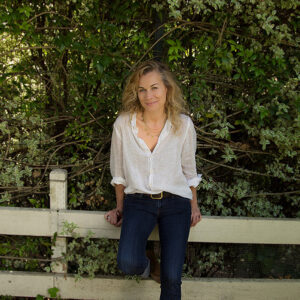 Suzanne Brogger, Founder & CEO of The Living Room Collective in Mill Valley